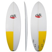 Chilli Cherry Pepper Surfboard