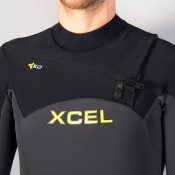 Xcel Mens 3mm Infiniti Comp (Graphite) Wetsuit