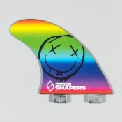 Shapers S3 Composite Thruster FCS (Rainbow)