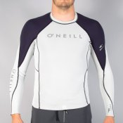 O'Neill S15 Mens Hyperfreak 0.5mm Long Sleeve Crew