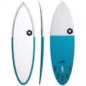 7S Slip Stream Carbon Vector (Blue) Surfboard
