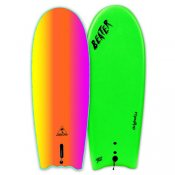 Catch Surf Beater 54 Single Fin (Lime)