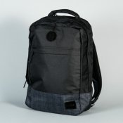 Nixon Beacons Backpack (Black / Black Wash)