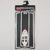 Ocean & Earth Centre Deck Grip (Black) 2013