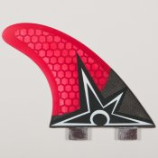 Kinetik Racing Bruce Irons CT Thruster FCS (Red)