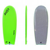 Catch Surf Beater Finless (Green/Check)