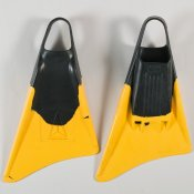 Freedom Fins  (Yellow/Black)