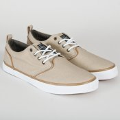 Quiksilver RF1 LOW CVS (Tan White Gum)