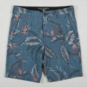 Billabong New Order Flip Shorts (Steel Blue)