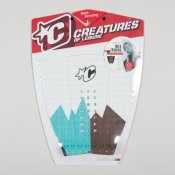 Creatures Mick Fanning (White/Choc)
