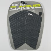 Dakine Retro Fish Tailpad (Black)