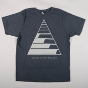 Fourth Point Tee (Navy Marle)
