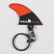 Fcs II Metal Fin Key Ring (Accelerator)