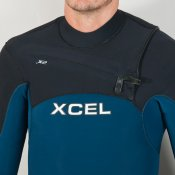 Xcel Mens 5mm Infiniti Comp (Ink Blue) Wetsuit