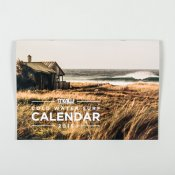 MSW Cold Water Surf Calendar 2015 (Green)