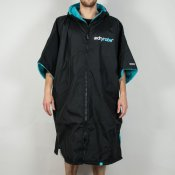 Dryrobe Advance - Waterproof Changing Robe (Blue)