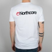 Jetty Northcore Charity Collab Tee (White)