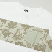 Quiksilver SS Pocket T M4 (Off White)