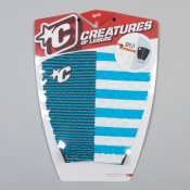 Creatures Split 2 Piece (Cyan/Black)
