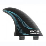 FCS TC Aqua-Line Quad Fin Set