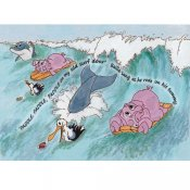 Pigs Might Surf Book